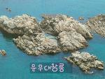 문무대왕릉(대왕암)과 봉길대왕암 해변, 경주바다여행