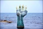 ( 포항 구룡포 ) 호미곶 상생의 손