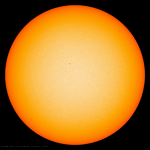 Sunspot moving (movie). 2019.03.19. - 03.22.