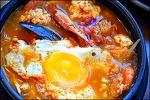 ( 팔공산 맛집 ) 몽글몽글 구름순두부
