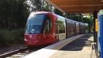 Sydney Light Rail 타보다