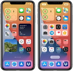 iOS 14 와 iPadOS 베타7 배포