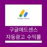 티스토리 애드센스 자동광고 설정 수익률 상승
