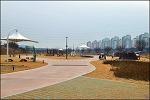 대구 북구 검단동 금호강 오토 캠핑장