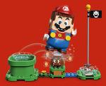 레고그룹, 닌텐도와 레고 슈퍼 마리오 파트너십 체결… 전 세계적으로 사랑 받는 장난감과 비디오게임, 두 아이콘이 만나다