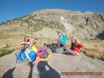 아이들과 함께 오른 1박 2일의 피레네산맥 비박 등반