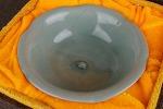 AE101. 도자기 완 - 여기저기 알튐 및 가마유가 보여짐 (100g)