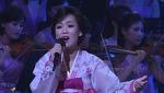 북한 예술단 첫 공연 영상