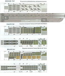 후안 카를로스급 LPD의 구조/ 격납고, 엘리베이터, 운용 모드