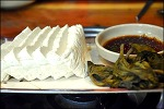 (제주) 방주할머니-해수 두부,산포 식당-갈치 조림