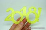 3D 프린터로 2018년 파티안경 제작하기.