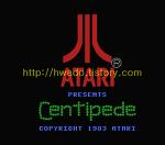 지네(Centipede, ムカデ) 콜레코비젼(ColecoVision, コレコビジョン) 버전