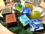 천연수제용품 선물 포장