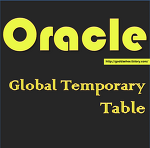 [Oracle] 전역 임시 테이블 (Global Temporary Table)