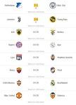 UEFA 챔피언스리그 경기 일정