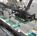 PMI KYOTO 삼중밀봉 상부로딩식 상자 포장기