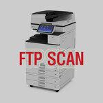 리코복합기(ricoh) 파일질라 다운로드 ftp 스캔(scan) 사용법