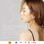 ['s... TAEYEON CONCERT] in BANGKOK 태연콘서트