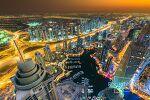 "Rob Whitworth이 만든 멋진 하이퍼랩스 영상 ""Dubai Flow Motion"""