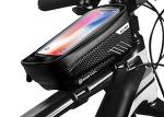 자전거 탑튜브 부착 스마트폰 가방 구입기