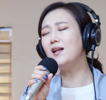 장윤정 - 목포행 완행열차 노래듣기 / 영상 / 가사 / 노래방 【땡방】