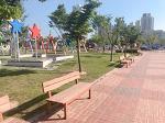 하늘도시에 있는 이름모를 공원