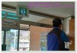 비상문(출입문)자동개폐장치 시설 전문~요양원, 요양병원, 학교 아파트 옥상문 자동개폐기 시설 안내