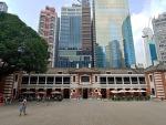 홍콩 핫플레이스, 타이퀀(Tai Kwun) - 옛 빅토리아 교도소 교도소와 센트럴경찰서
