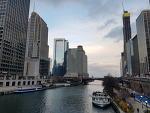 2018/11/09/FRI  <시카고의 마지막날> - 미국 동부 여행/ 시카고 컬쳐럴 센터/ 스탠스 도넛/ 네이비 피어/ 바람의 도시/ 맥스핫도그/ 세계여행