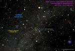 이와모토 (C/2018 Y1, Iwamoto) 혜성의 탐색 성도