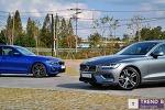 [비교시승] BMW 330i vs 볼보 S60 의외의 박빙 승부