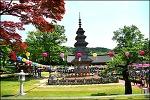 부처님 오신날 5개 사찰 탐방 ( 팔공산 보은사,관음사,광덕사,원해사,송림사)