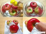 10월 제철과일 사과, 똑똑한 세척 보관법