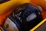 AE281. 도자기 병 - 여기저기 알튐 및 가마유가 보여짐 (2.2kg)