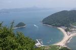 통영의 비진도 선유도 섬 트레킹