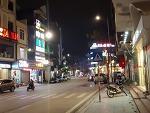 하롱베이 야간산책하며 들린 카페 바오(Cafe BAO) 및 하롱베이 택시이용법