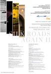 Silk Roads Again II: Eurasian Studies in the Digital Age - 한양대학교