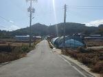 내 고향, 전북 고창군 해리면 왕촌리 안복(동)마을 풍경