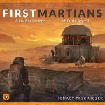First Martians: Adventures on the Red Planet (테라포밍 마스와 유사한 게임)