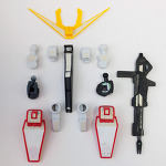 SDCS Zeta Gundam 제작기 #1 - 개수 작업