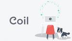 코일 Coil 프리뷰 사이트 Dashboard 유저인터페이스 그리고 현재 수익 상황, Coil Web Monetization, 웹 머니타이제이션