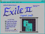 엑자일 2:크리스탈 소울즈 , Exile 2:Crystal Souls {롤플레잉 , RPG}
