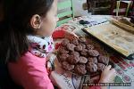 스페인 고산, 요즘 시국에 아이가 만든 초코칩 쿠키