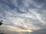 Solar magentic storm