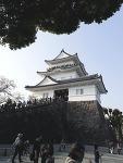 동경에서 가까운 일본성 「오다와라성」