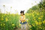 푸름이와 곡교천 산책