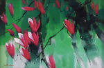 목련꽃 연가