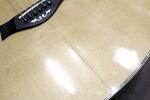 테일러 914ce, 크랙수리와 넥 교정..