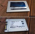 마이크론 SSD : Crucial MX500 대원CTS 다양한 사용기!