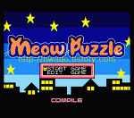 야옹 퍼즐(Meow Puzzle, ニャーパズル, にゃんぴ, Nyanpi, 냥삐)